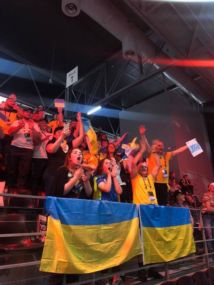 Photos: www.facebook.com/InvictusGamesTeamUkraine/