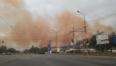 Mariupol Residents Daily Breathe Dangerous to Health Formaldehyde