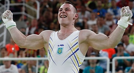 Gymnast from Donbas Igor Radivilov Won the «Gold» of the World Cup