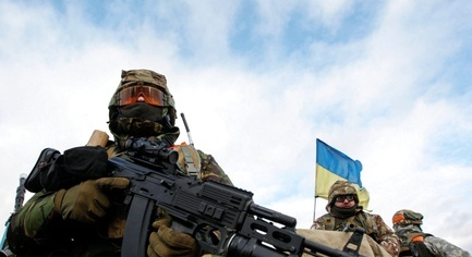 Ukrainian Military Men Are Put on Operational Readiness Because of the Intensification of Militants in Luhansk