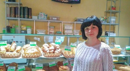 "A Bakery-Cafeteria ""New York"" Appeared In 20 km from the Occupied City in the Donetsk Region"
