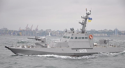 Russia Seized Three Ukrainian Warships in the Azov Sea, there Are Wounded Ukrainian Sailors