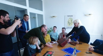 """This Is - the Highest Skill"" - Manufacturers of Germany Evaluated the Quality of Leather Products from the Donetsk Region"