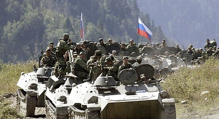 Russia Is Ready to Invade Ukraine on Three Fronts — the Ministry of Defense