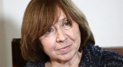 """There Are Pain and Fear, and It Is On Putin's Conscience"" - Nobel Laureate Svetlana Alexievich about the War in Donbass"
