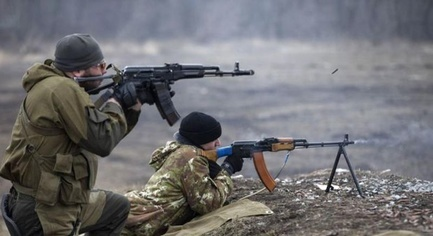 The Number of Ceasefire Violations in Donbass over the Past Week Increased by 60%, - Hug