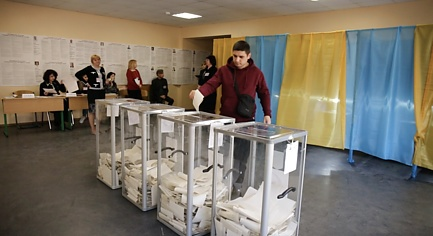 How Donbas Residents Voted in the Second Tour of the Presidential Election in Ukraine