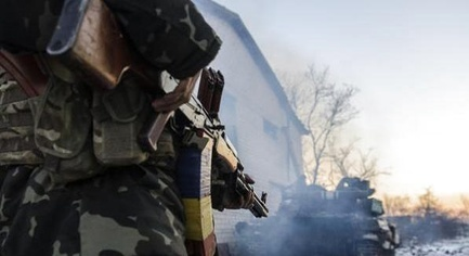 VIDEO. Militants Attacked an Armament Warehouse in Donbass, Guardsman Was Wounded