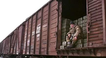 Trains with Shells and Fuel Go to Occupied Donbas from Russia