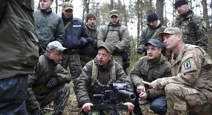 The USA Offer Plan to Arm Ukraine
