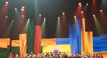Ukrainian-Lithuanian Telethon in Two Hours Has Collected 110 Thousand Euros to Help Donbas IDPs