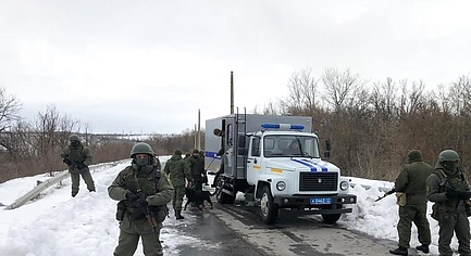 PHOTOS. 33 Prisoners Were Transferred from Occupied Donbas to Ukraine