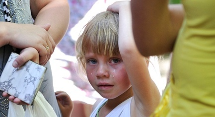 Since the Beginning of ATO More Than A Thousand Children Have Been Missing in the Donetsk Region - the Police