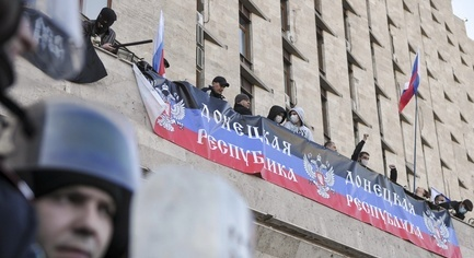 """DNR"" Is Canceled: in Donetsk Militants Proclaimed New State - ""Malorosiya"""