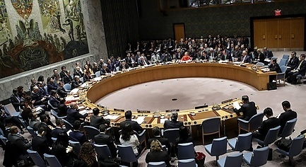 UN Security Council on Passports of the Russian Federation in Occupied Donbas Ended Only with Statements — the Decision Was Not Made